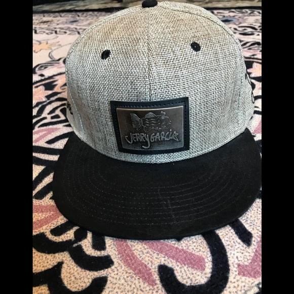 Grateful Dead Accessories - Grassroots California Jerry Garcia Fish Hat 9fe16d355bfd